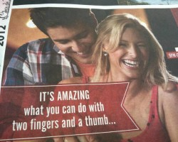 15 This bowling ad that makes it seem more fun than it is.