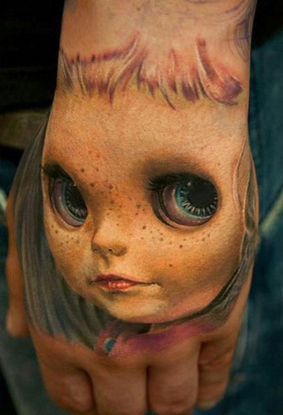 16. Those eyes