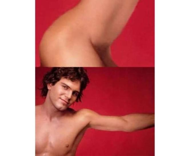 24. This armpit, close-up.