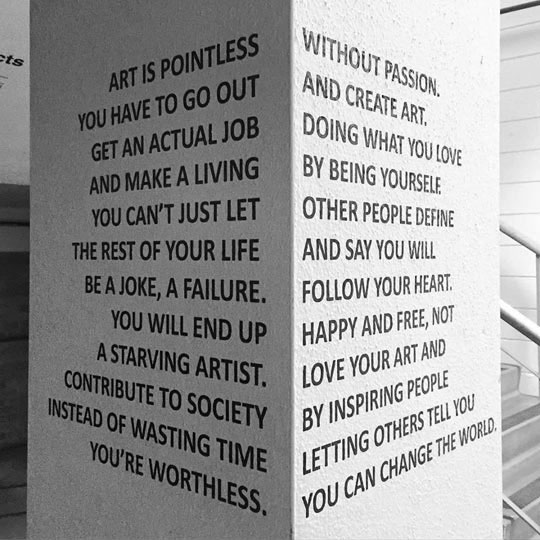 Art Is Pointless