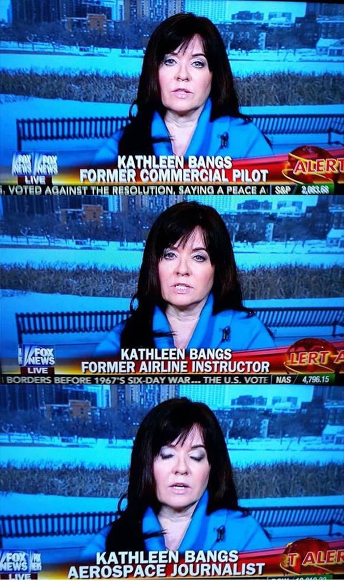 Boy, Kathleen really gets around