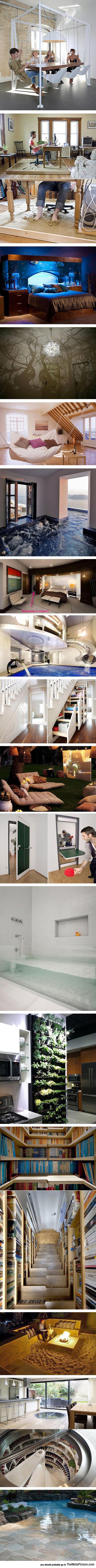 Very Clever House Ideas