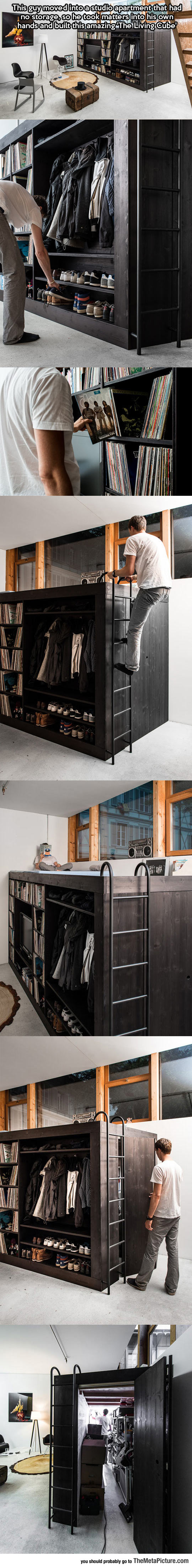 The Awesome Living Cube