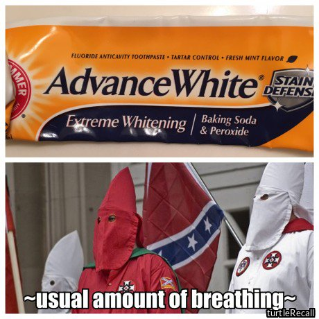 Do racists breath differently