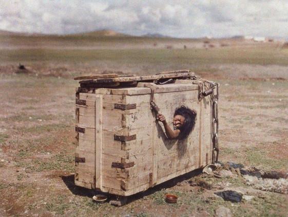 Sentenced to Death, Mongolia 1918.