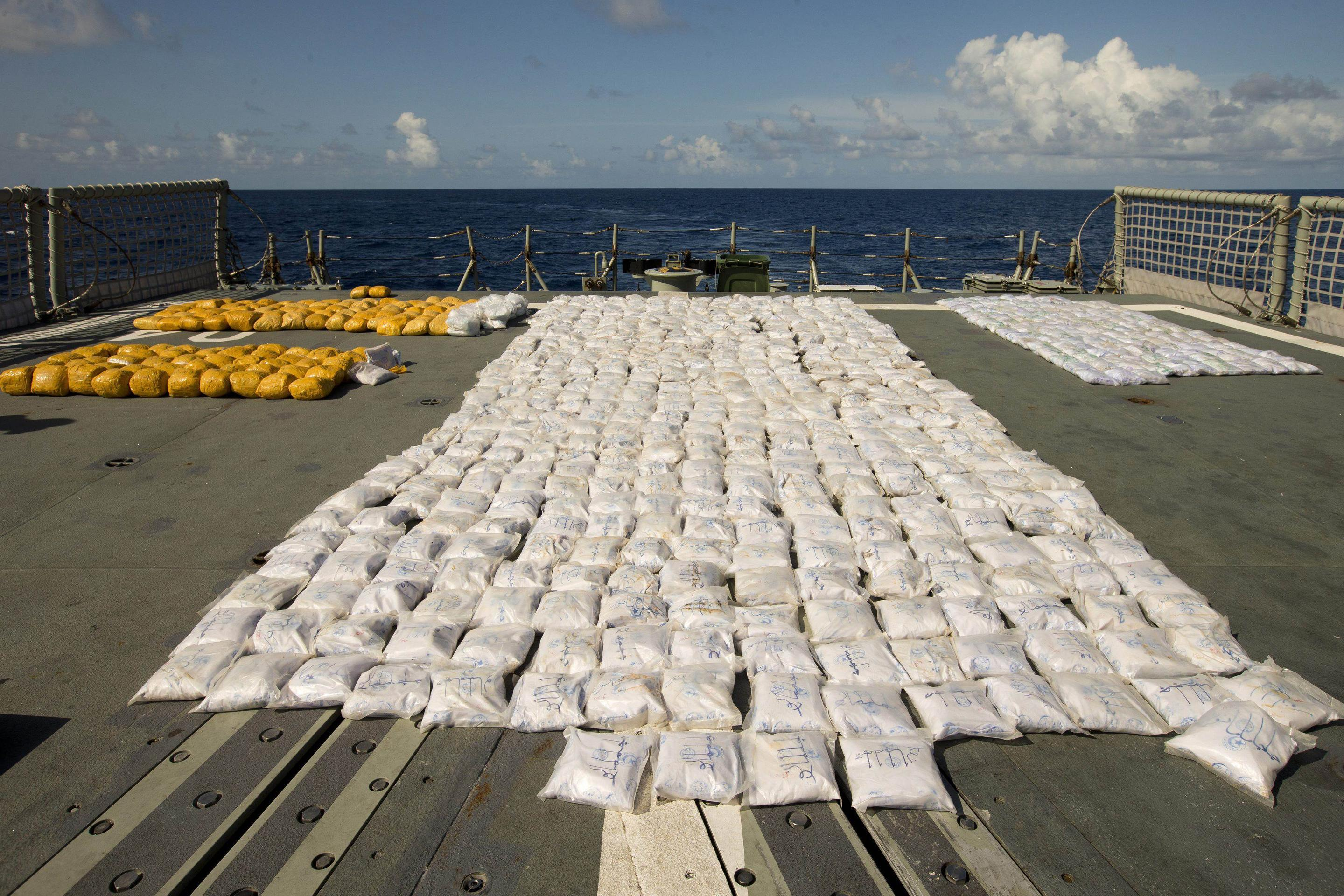 The largest Heroin bust in Australia's history.