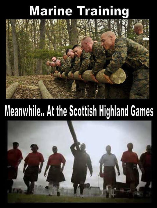 Why You Never Mess With The Scottish