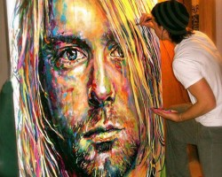 Cobain Art