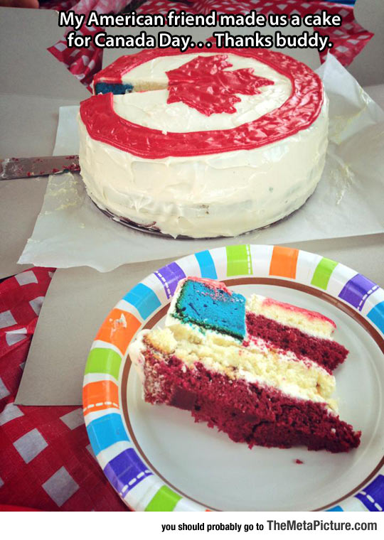 cool-Canada-Day-cake-flag