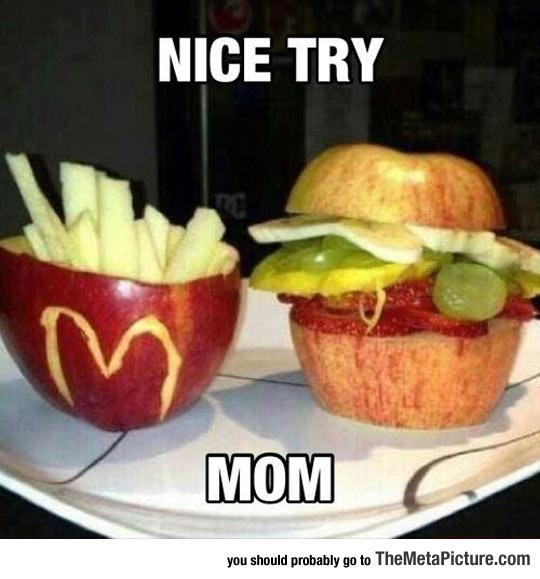 cool-McDonalds-burger-fries-apple-fruit