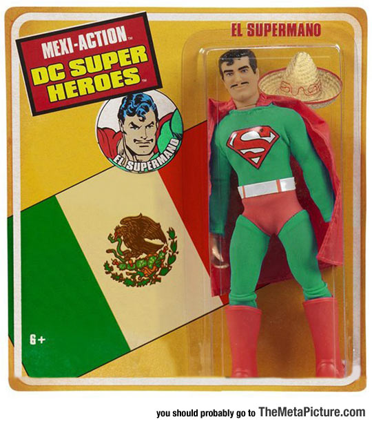 Meanwhile In A Toy Store In Mexico