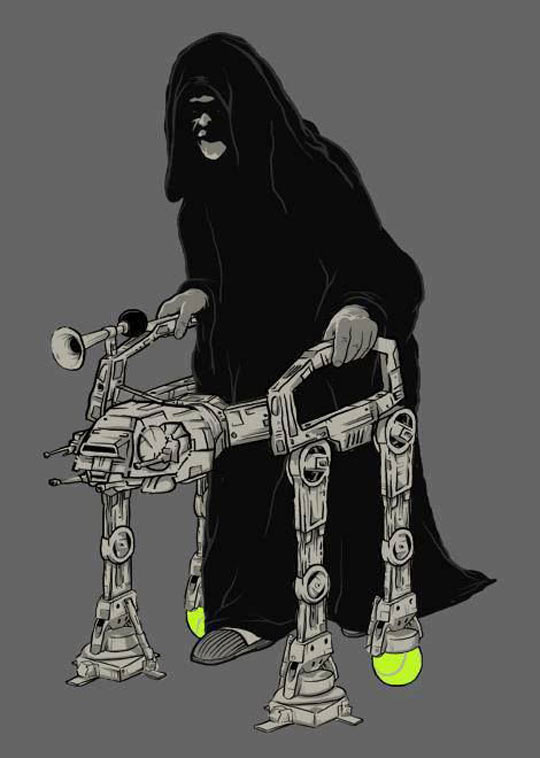 The Imperial Walker