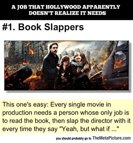 cool-book-slappers-movies-job