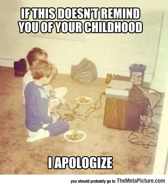cool-childhood-play-TV-videogame