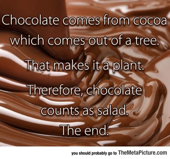 Truth About Chocolate