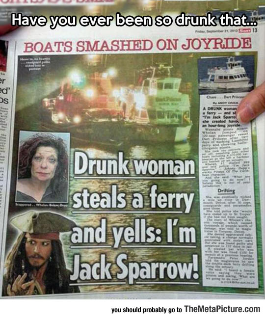 cool-drunk-woman-steals-ferry-Jack-Sparrow