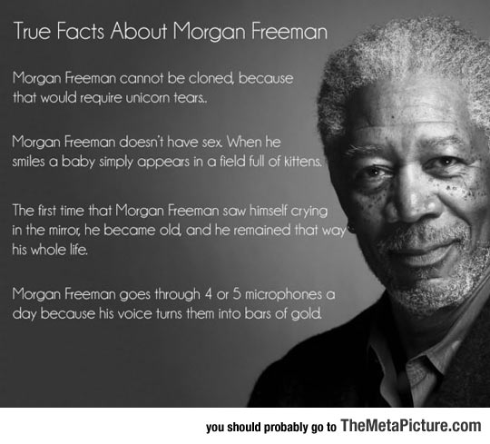 Facts About Morgan Freeman You Probably Didn