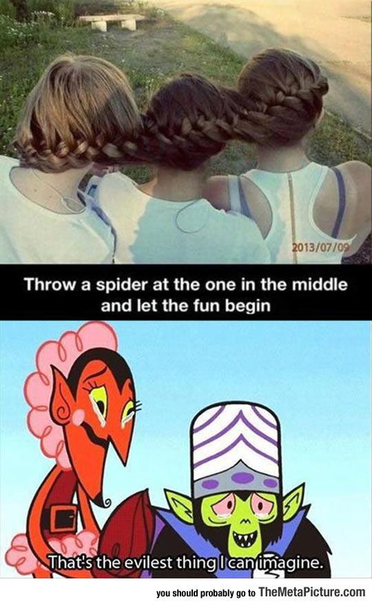 So Evil