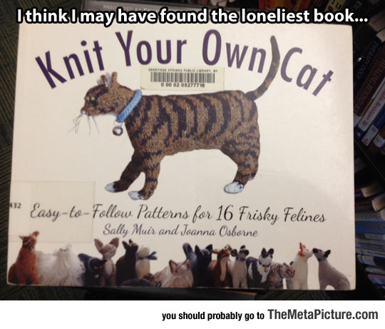 The Loneliest Book
