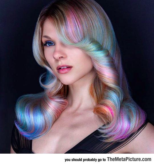 Sci-Fi Hair
