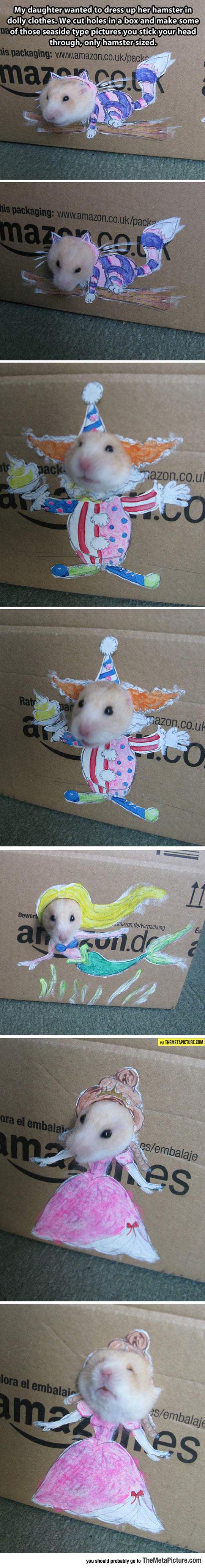 cool-hamster-dressed-princess