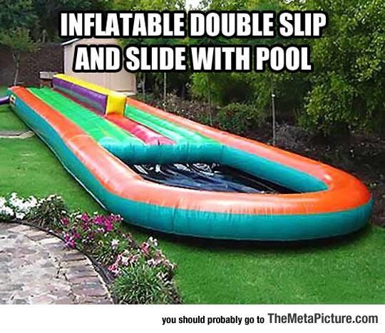 cool-inflatable-slip-pool-slide