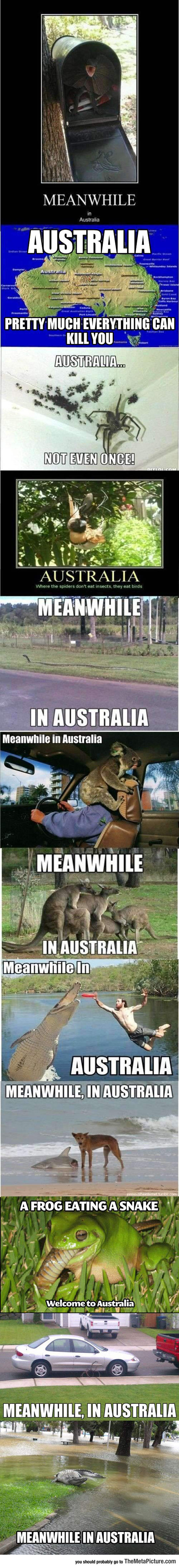Some Truths About Australia