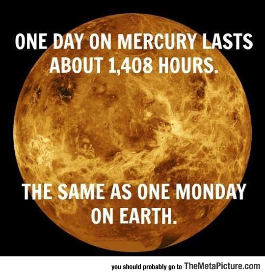 Mercury Day