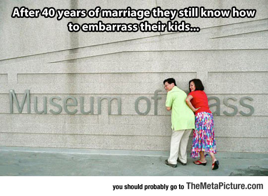After 40 Years Of Marriage...