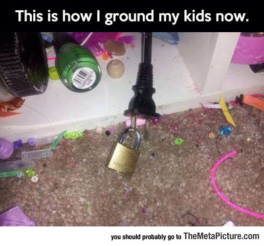 The Right Way To Discipline Your Kids