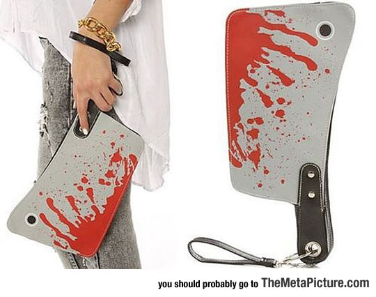 Quite The Bloody Purse