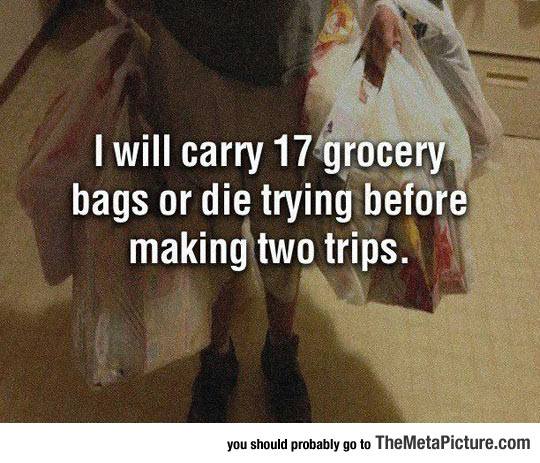 Two Trips? Give Me A Break