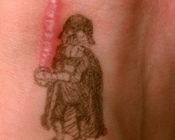 Scar Wars, A New Hope