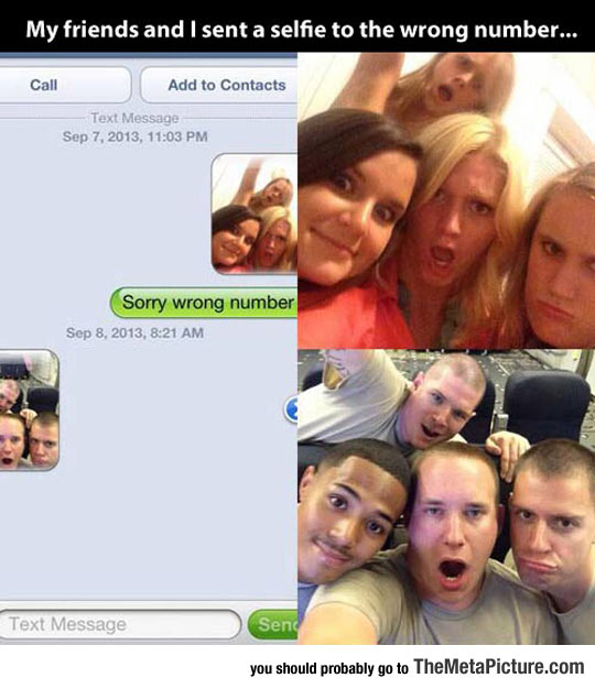cool-selfie-wrong-number