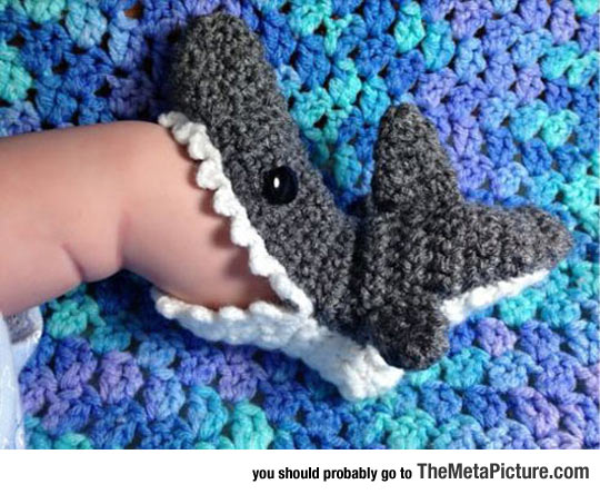 cool-shark-crochet-baby-clothes