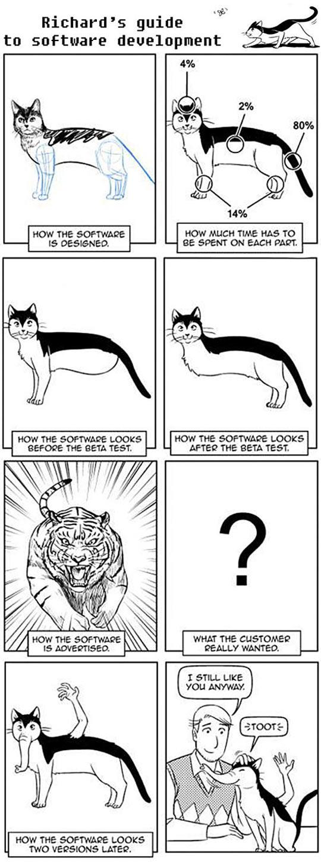 Software Development In A Nutshell