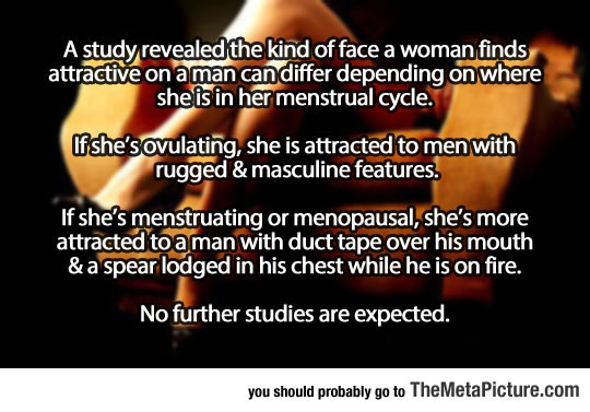 The Kind of Face A Woman Finds Attractive On A Man