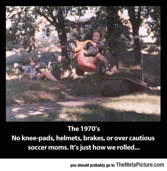 Kids In The 1970s