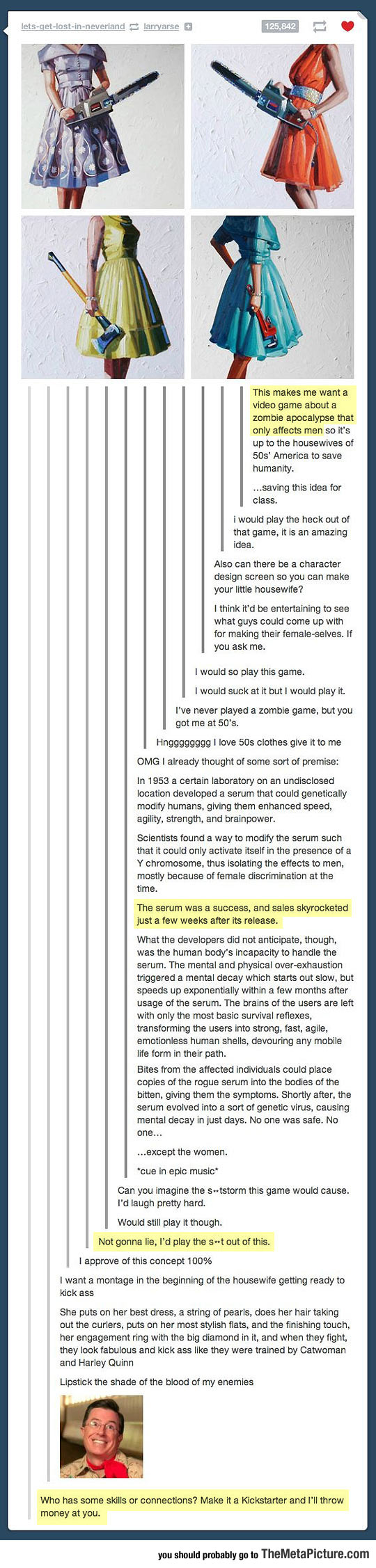 Yes, I Would Totally Play This Game
