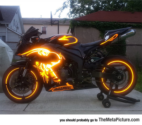 My Dream Motorcycle