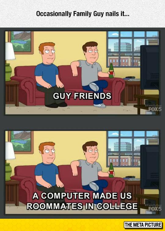 Guy Friends