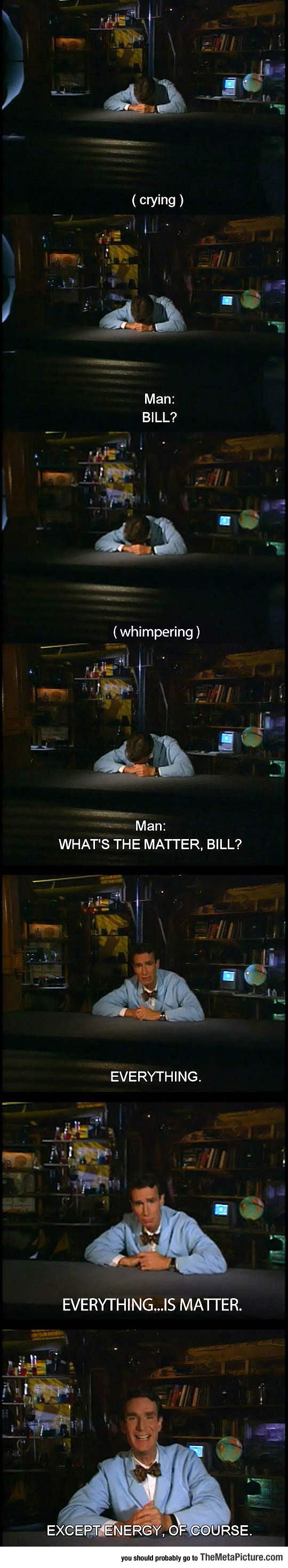 Hey Bill, What