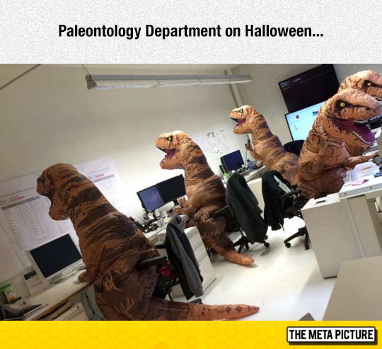 Paleontology Department