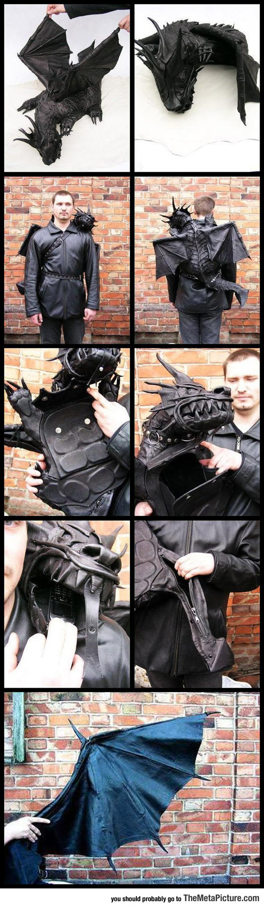 The Dragon Bag