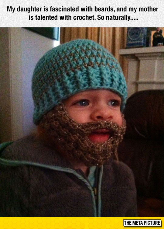 Fascinated With Beards