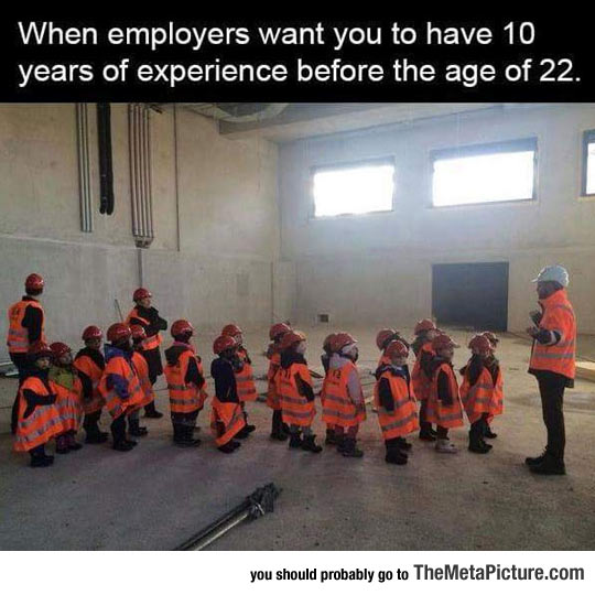 Applying For A Job Nowadays
