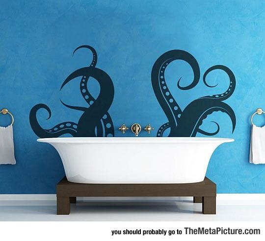funny-vinyl-decal-octopus-bath