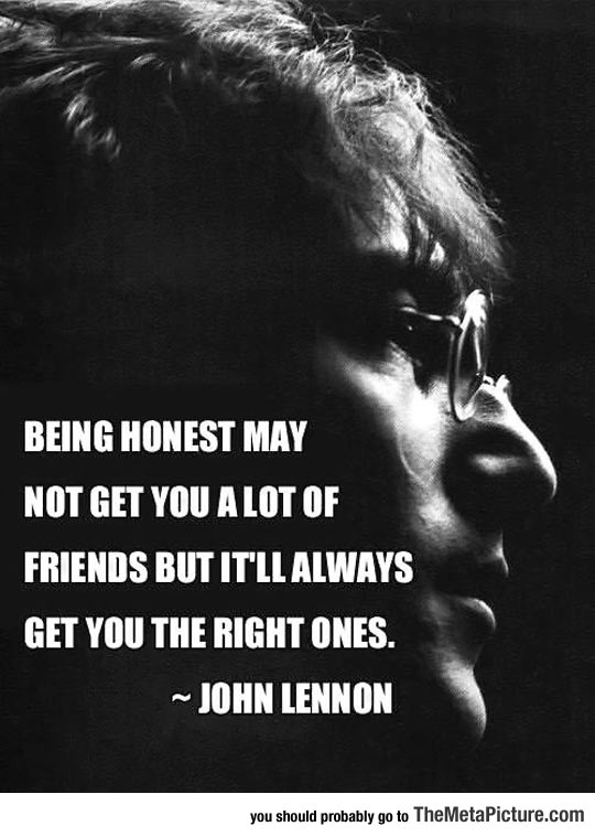 John Lenon Was Right