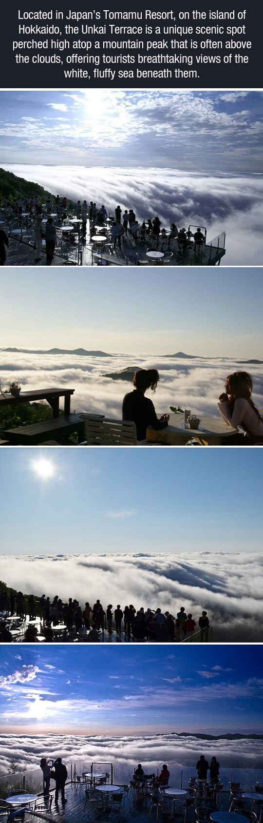 A Sea Of Clouds