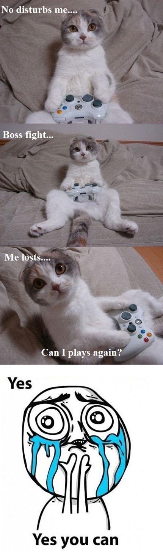 Can I play again
